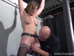 Sex slave tortured and violated