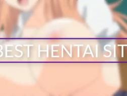 Sexo hentai em uma praia