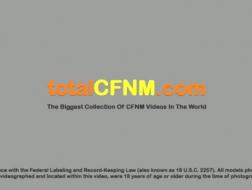Pończochy babcie CFNM strapon rucha własnego młodszego klienta