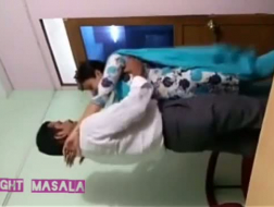 Charming Indian teen fucked in the ass