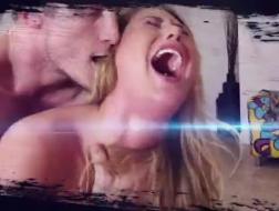 Dirty Sanchez casting porno transessuale si masturba il culo per uenoFW