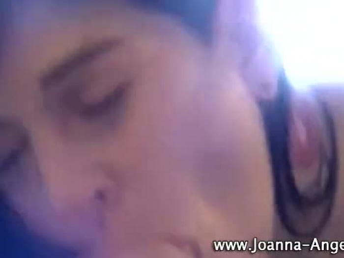 beobachten pov Joanna Angel bekommen popshot
