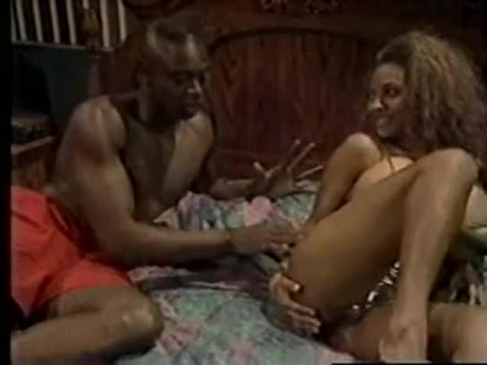 vintage african-american - sean michaels and persia
