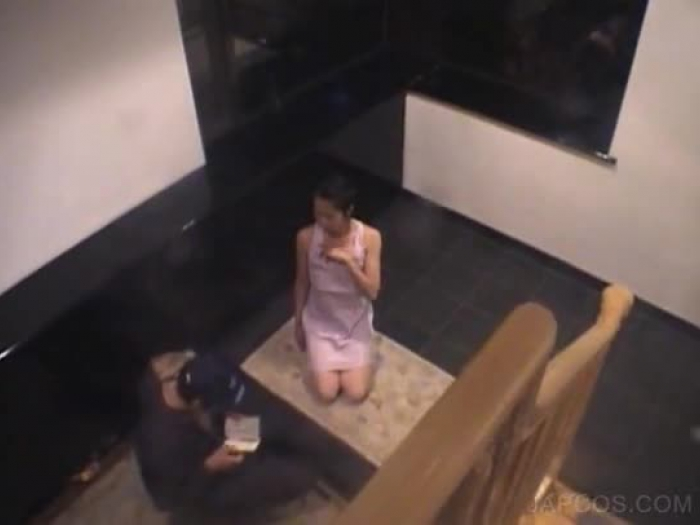 asian gimps getting bra-stuffers and puss played