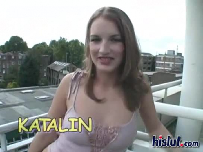 Katalin gode anale intrusione romp