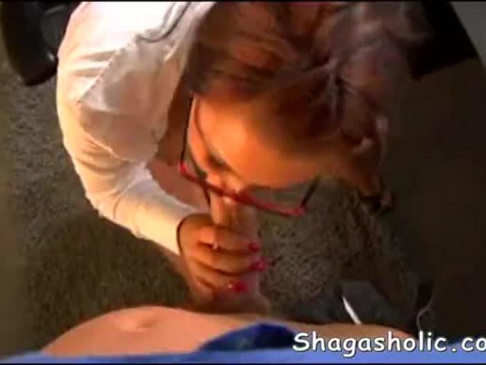 eva angelina die ultra-geile Sekretärin - shagasholic