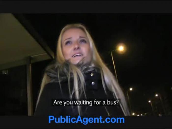 publicagent убийцы золы-блондинка сверла меня в общественном месте