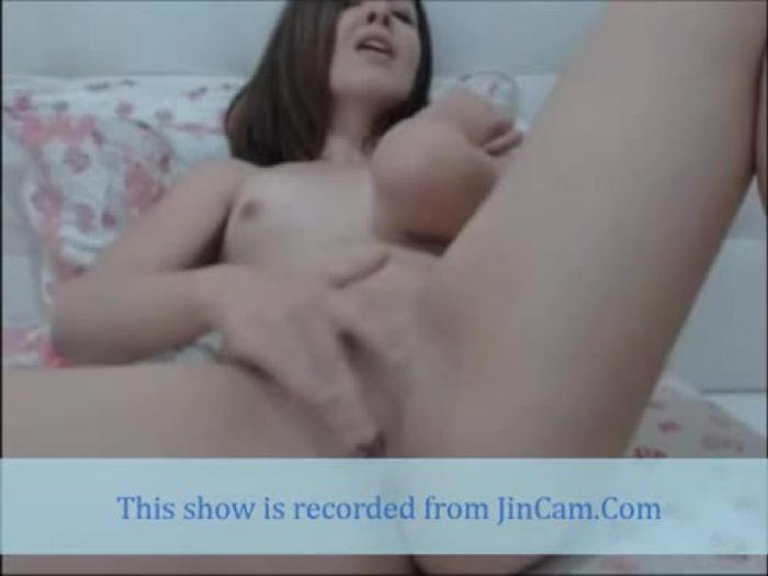 mooi schoolmeisje riool softcore op webcam