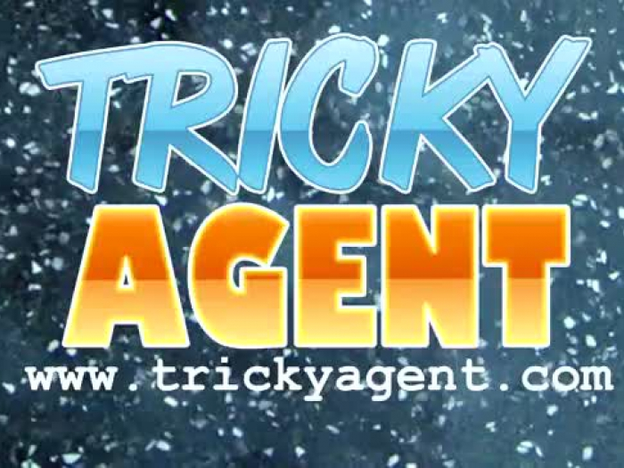 tricky agent - seducing a timid first-timer