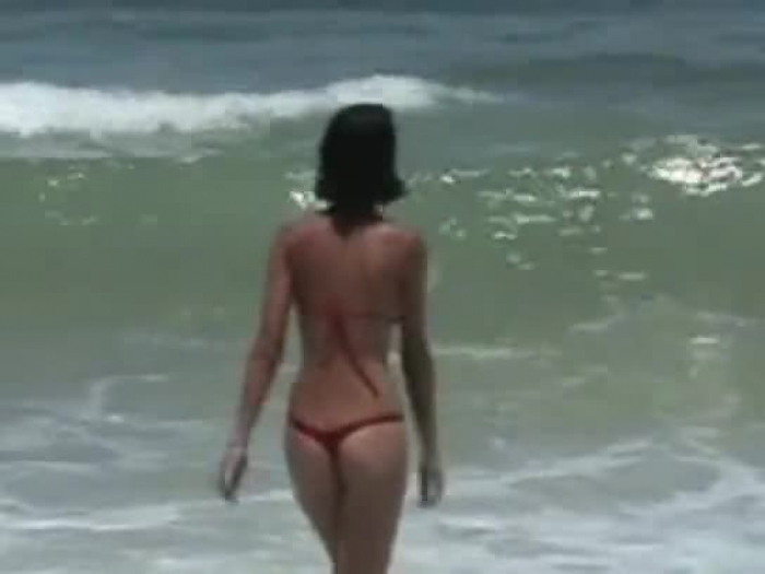 Braziliaanse tiener danielle