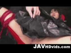 hard-core injections - momose hikaru jammed with insatiable fucktoys